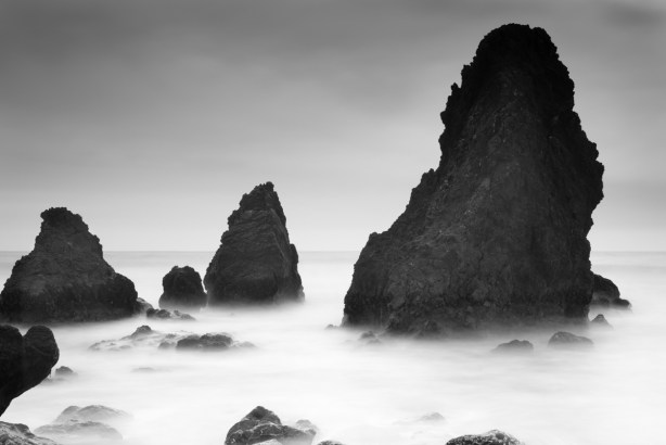 Sony A7R with Canon 50mm 1.8 FD at Rodeo Beach