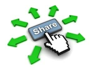 Why do we share online?