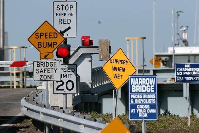 Confusing Road Signs