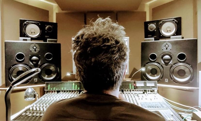 Control Room, Grand Chapel Studios