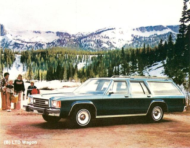 1979 Ford LTD wagon