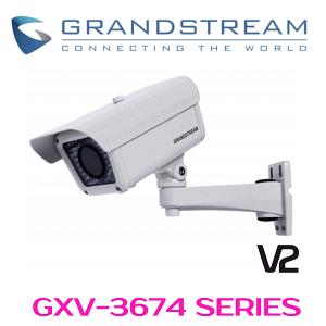 Grandstream CCTV GXV3274 Dubai