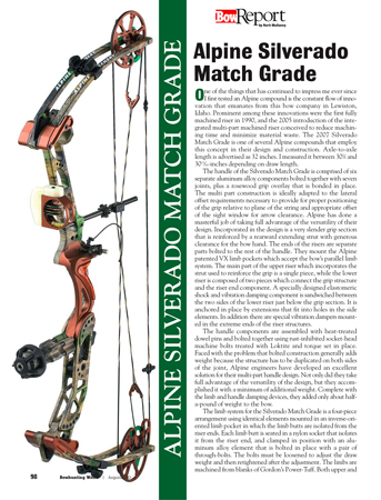 Alpine Silverado Match Grade