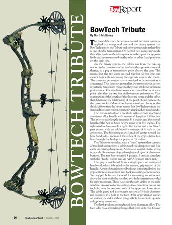 BowTech Tribute
