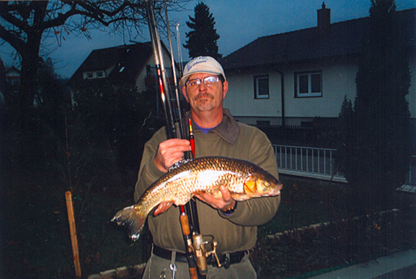 European Chub IGFA record