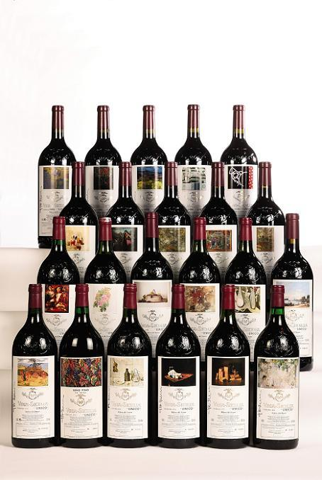 4 Apr_VO_Vega Sicilia Unico Vertical - 1970 to 1999