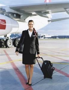 Flight Attendant 01