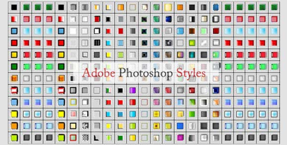 33 Useful Photoshop Styles Sets for your Design