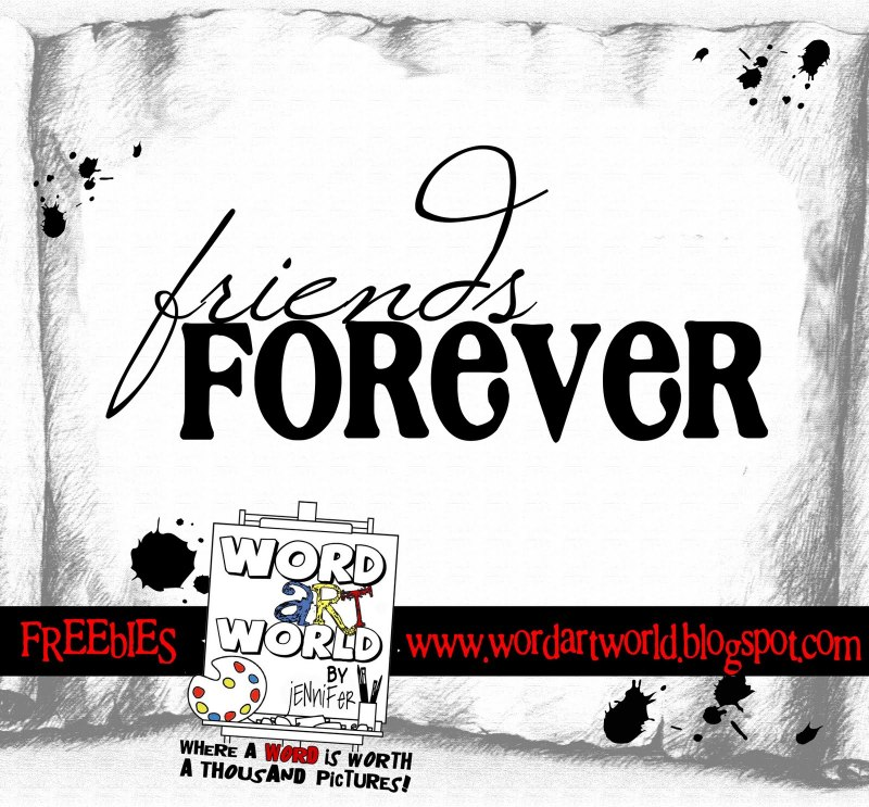 Large Of Friends Forever Quotes