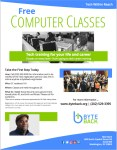 Free Computer Classes - 1