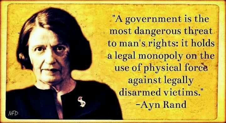 Ayn Rand - What She Got Right, And Where She Went Wrong