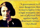 Ayn Rand – What She Got Right, And Where She Went Wrong