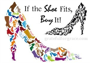 If the Shoe Fits Buy It graphic 2