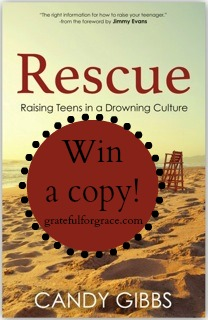 Rescue Giveaway