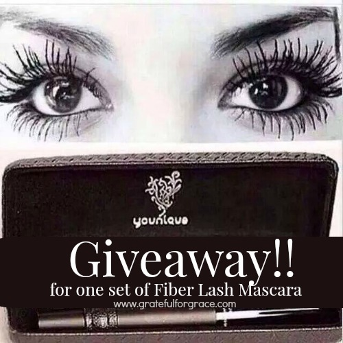 Giveaway for Fiber Lash Mascara WEB