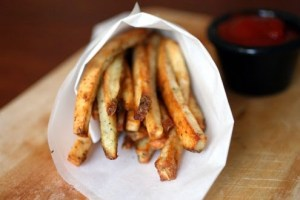 Naturally Ella's Homemade French Fries