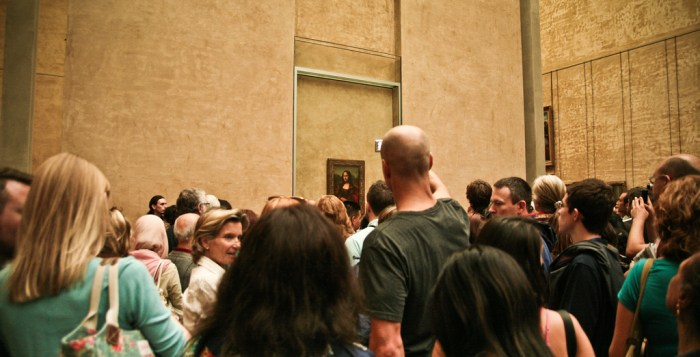 Mona Lisa (Photo: Dukas Ju on Flickr)