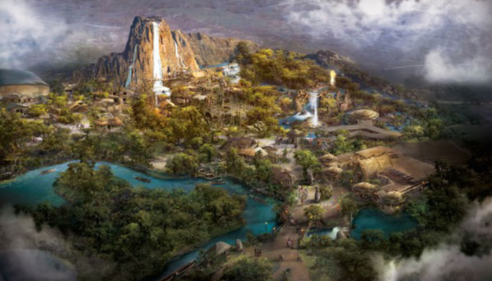 Adventure Isle at Shanghai Disneyland