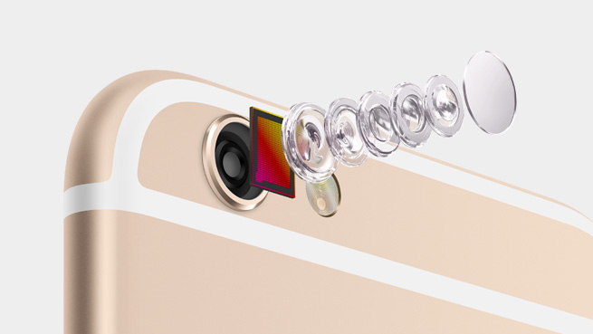 iPhone 6S will see a huge camera upgrade