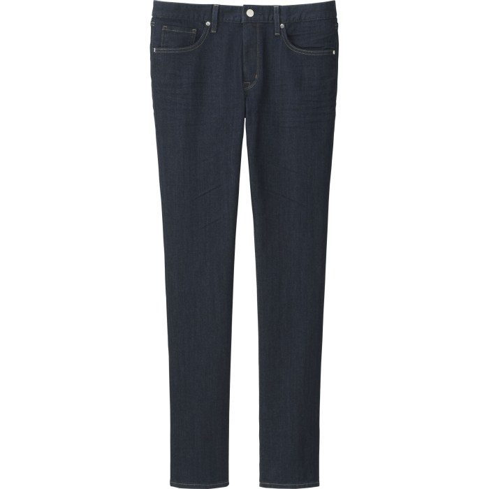 Miracle Air Skinny Fit Tapered Jeans for men