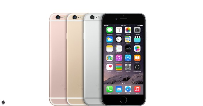 iPhone 6S is rumoured to come in a new colour -- rose gold