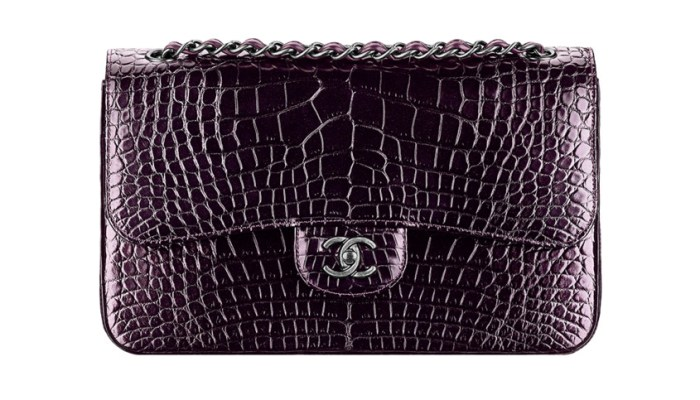Iridescent-Alligator-large-chanel-flap-bag