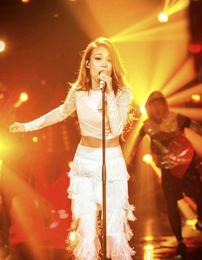 Joey Yung in I Am A Singer 4 Round 11