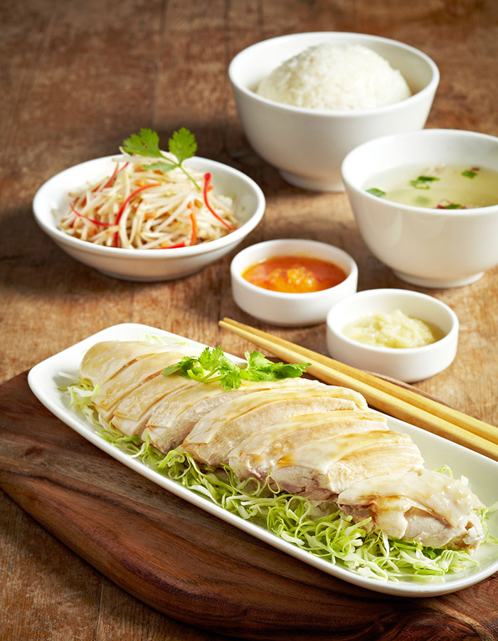 1933 by Toast Box Hainanese Chicken Rice