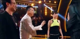 Judges fight over contestant Yang Wei Na