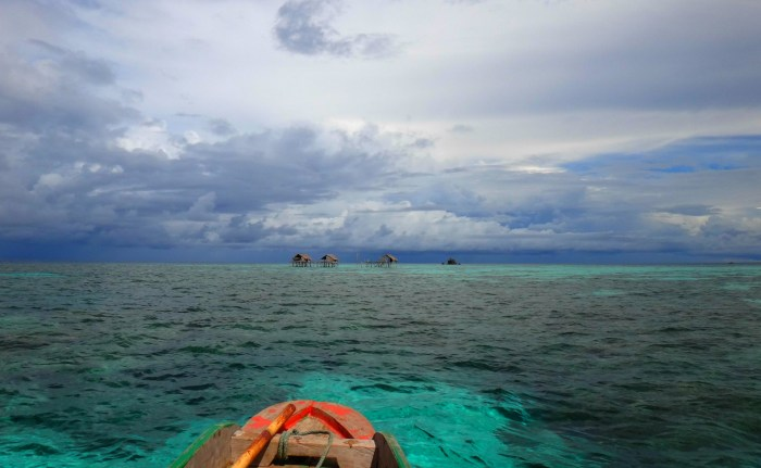 Togean Islands (Photo from Elena's Travelgram)