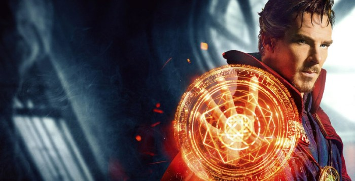 Marvel's Doctor Strange movie still