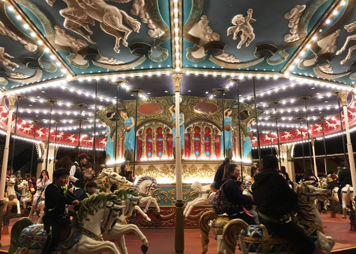 Carousel at Everland