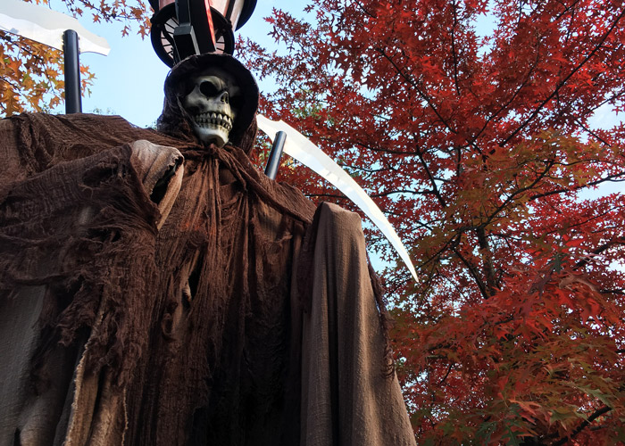 Reaper at Everland