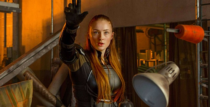 Sophie Turner plays Jean Grey X-Men: Supernova