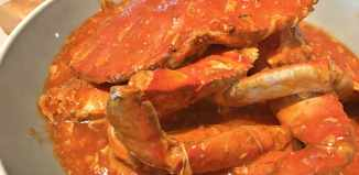 Ban Leong Wah Hoe Seafood Chill Crab Challenge