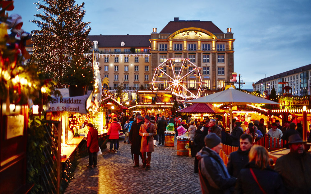 Dreaming of a White Christmas in Europe? Check out these Trafalgar ...