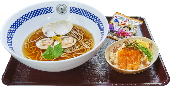 Celebrate the Japanese i Girl's Festival with Nadai Fujisoba Nihachi's Special Set ($19.80) -for a limited time only
