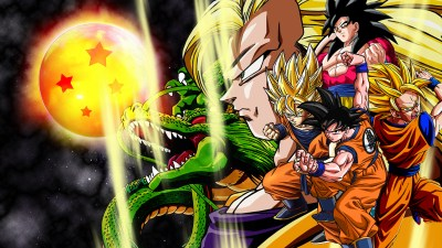 Fondos de Dragon Ball Z, Goku Wallpapers para descargar gratis