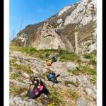 Nos chaussons de grimpeurs-cueilleurs