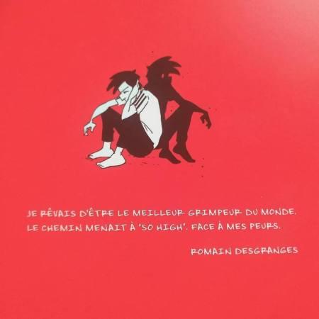 GC - chronique livre - so high - romain desgranges flore baudelin - dessin