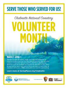Volunteer to Restore Gravestones in Chalmette National Cemetery