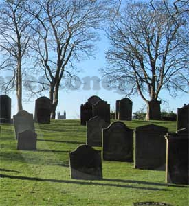 All saints graveyard Cockermouth
