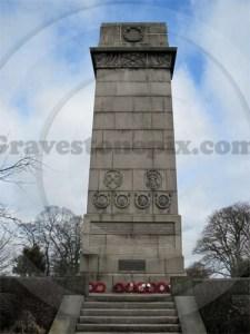 Rickerby Park Cenotaph