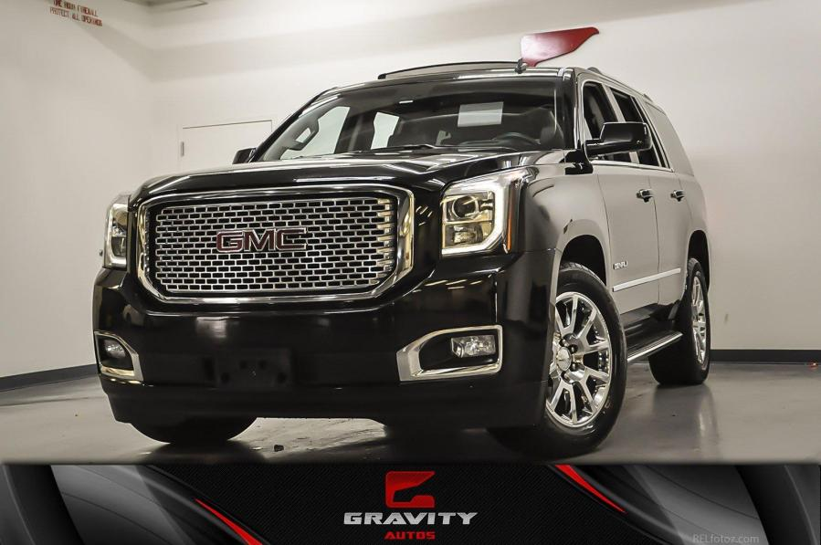 2015 GMC Yukon Denali Stock   148736 for sale near Marietta  GA   GA         GA Used 2015 GMC Yukon Denali   Marietta
