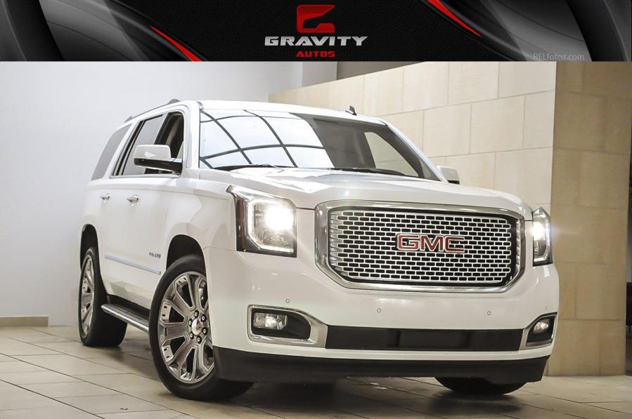 2015 GMC Yukon Denali Stock   300545 for sale near Sandy Springs  GA     Used 2015 GMC Yukon Denali   Sandy Springs  GA