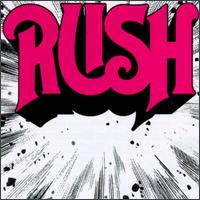 Rush - Rush (1974) album cover