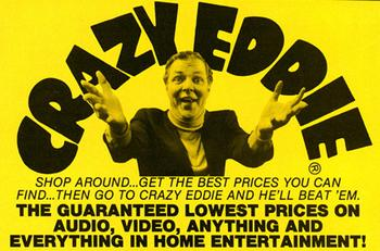 Whatever happened to… Crazy Eddie and Bugle Boy?