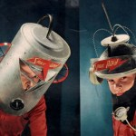 Make Your Own 1950s Space Patrol Helmets!