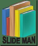 Slide Man Logo