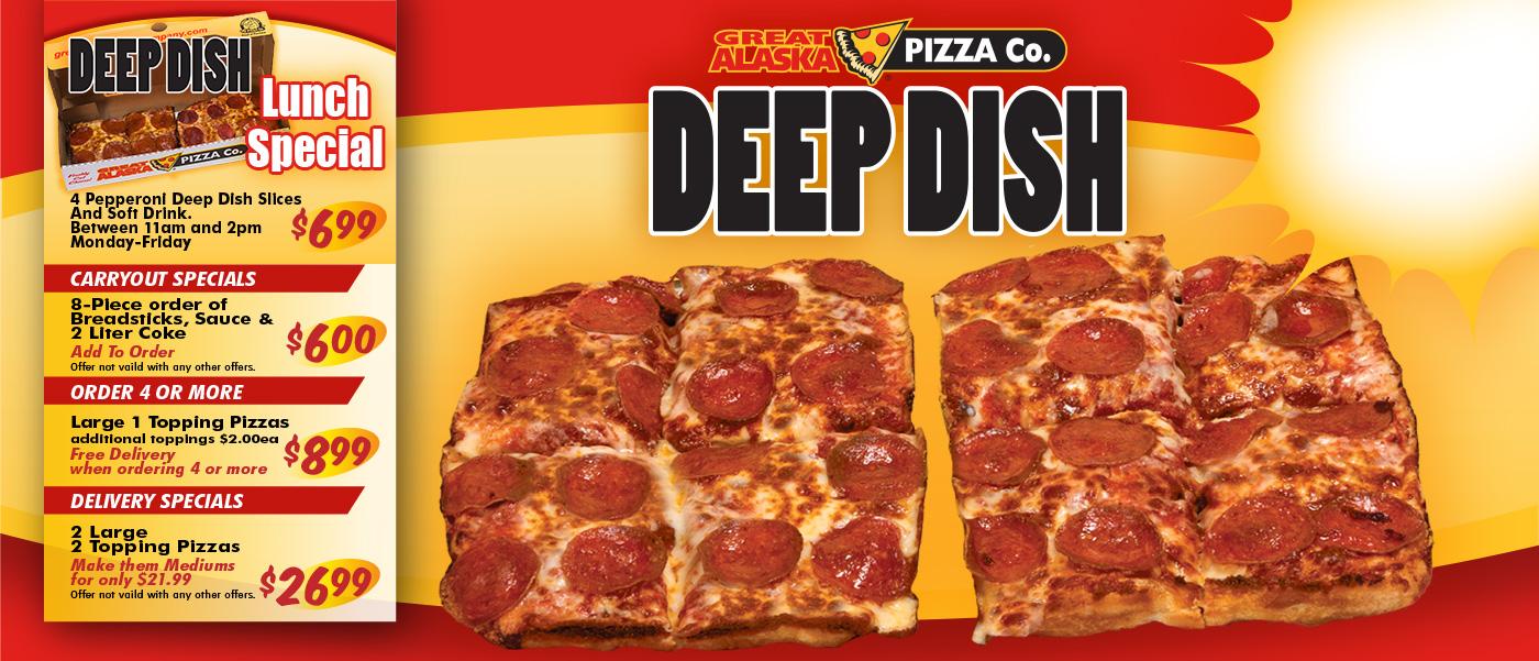 Trendy Alaska Pizza Company Alaska Pizza Company 5 Dollar Pizza Ramsey 5 Dollar Pizza Andover Mn nice food 5 Dollar Pizza
